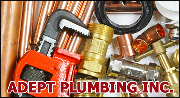 Adept Plumbing Inc Can Be Reached At 858 551 0114